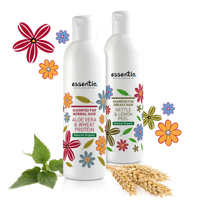 Essentiq - Organic Hair Care Producs