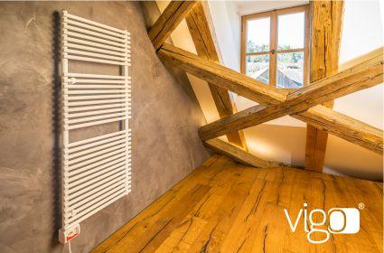 Kupaonski radiatori - VIGO EHR