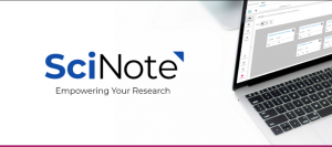 SciNote ELN - Electronic lab notebook