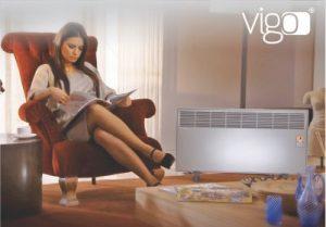 električne grijalice Vigo