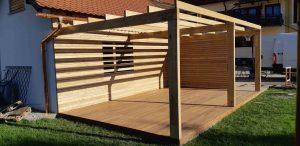 Les za terase